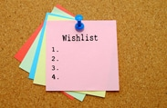 Wishlists and likes