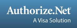 Authorize .net visa solution