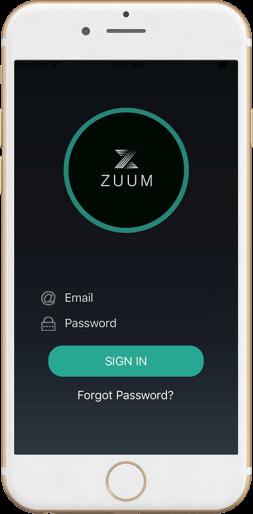 zumm Mobile Application Development