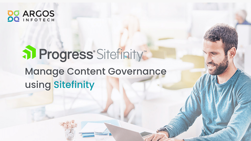 Manage Content Governance Using Sitefinity