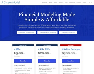A-Simple-Model
